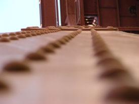 Stahlträger, Detail